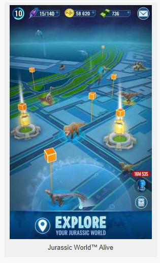jurassic-world-alive-apk